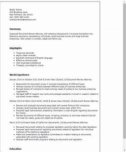 document review attorney resume template best design With document creation software reviews