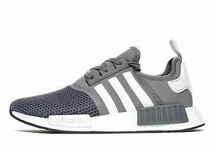 huge selection of aa084 276ca lyst adidas originals nmd r1 in gray for men
