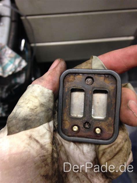 agr ventil reinigen ohne ausbau anleitung w203 agr ventil kombiventil des sekund 228 rluftsystems ausbauen und reinigen m271