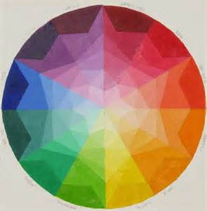 Creative Color Wheel Mandalas