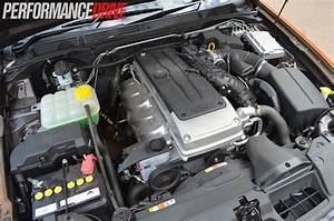 2012 Ford Falcon Xr6 Mkii 4 0 Litre Dohc Six Cylinder Engine
