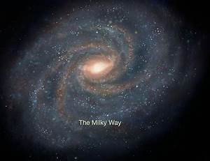 Where Are We in the Milky Way Galaxy (page 4) - Pics about ...