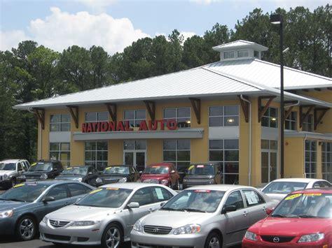 national auto sales  car dealers  cobb pkwy