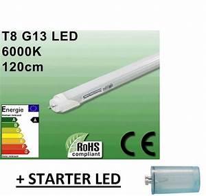 Tube Led 120 Cm : tube neon led 120 cm ~ Dallasstarsshop.com Idées de Décoration