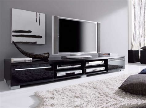 black and white bedrooms modern tv stand mare 82 white modern tv stand mare 82 14562 | 02mareblack82fromlc 01