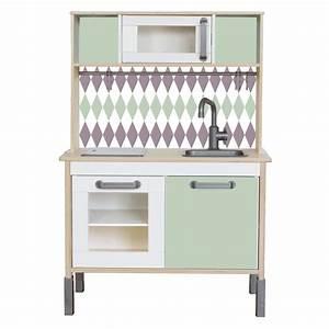 Kinderküche Holz Ikea : diy tipp die ikea kinderk che aufpeppen ~ Markanthonyermac.com Haus und Dekorationen