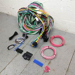 1964   Comet    Falcon Wire Harness Upgrade Kit Fits Painless