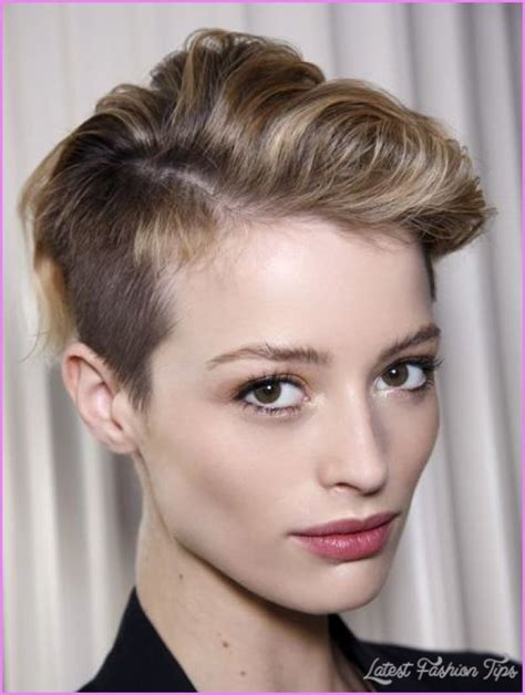 nice hairstyle  high cheekbones latestfashiontips