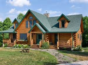 Luxury Ranch Floor Plans Nhlogcabinhomes Premium Quality Milled Log Timber Home Package Kits