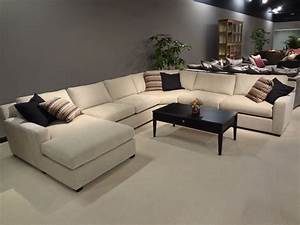 Enchanting large u shaped sectional sofa 26 on sectional for Large u shaped sectional couches