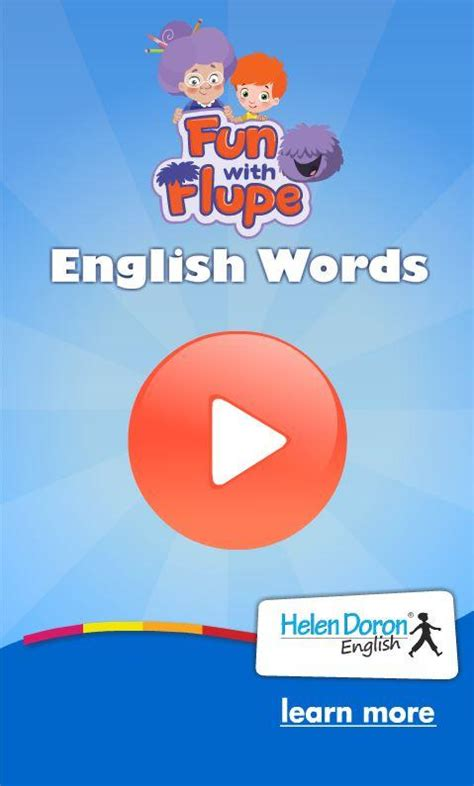 Fun With Flupe  English Words  Android Apps On Google Play