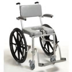 multichair manual toilet shower wheelchair