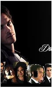 Damon - The Vampire Diaries TV Show Wallpaper (17122835 ...