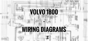 Volvo 1800 - Wiring Diagrams