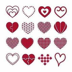 Valentine's Day cute kids Vector | Free Download