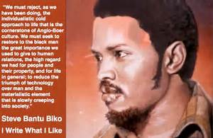 Steve Bantu Biko thegatvolblogger