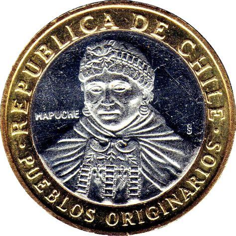 100 Pesos Chile Numista