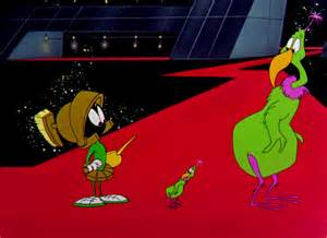Best Looney Tunes Character: Marvin the Martian | Trope ...