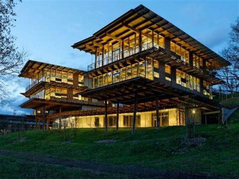 stunning examples  organic architecture ecofriend