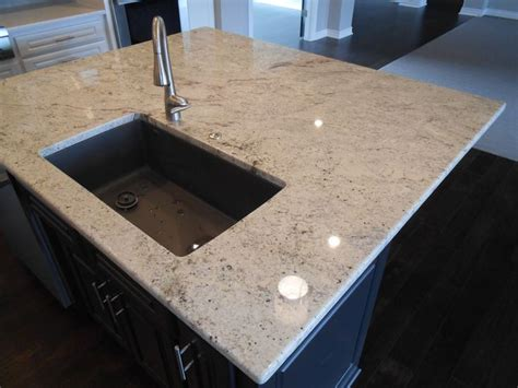 quartz countertop with undermount sink 30 best images about finished kitchens on pinterest