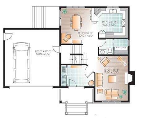 Surprisingly Space Saving Floor Plans by Awesome Space Saving House Plans Designing Homes