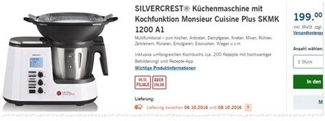 Monsieur Cuisine Plus Als Lidl Angebot Ab 28.11.2016