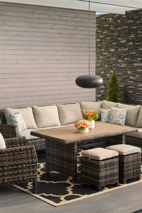 Patio Furniture For Small Patios by How To Choose Patio Furniture For Small Spaces Overstock