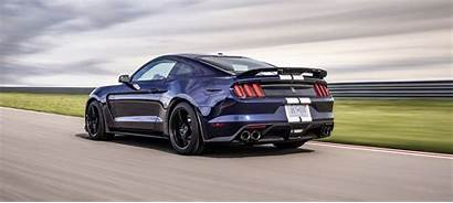 Gt350 Mustang Shelby Ford Gt500 Debuts Aero