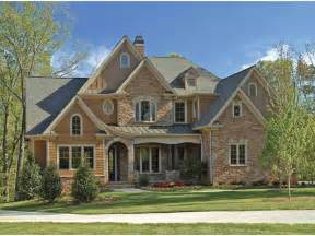 European Homes by Eplans European House Plan Enchanting Curb Appeal 3766