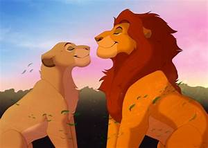 "Nala and Simba all grown up | Disney's ""The Lion King ..."