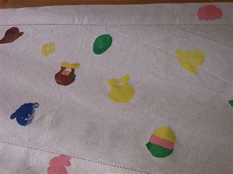 Tischdecke Selber Machen by Tischdecke F 252 R Ostern Selber Machen Der Familienblog F 252 R