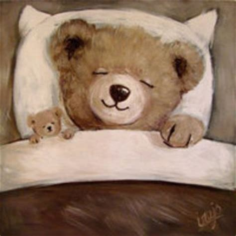 tableau ourson chambre bébé petit lit dans divers achetez au meilleur prix avec