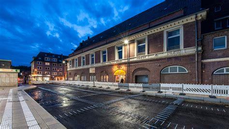 Busbahnhof Dortmund, Deutschland | HeidelbergCement Group