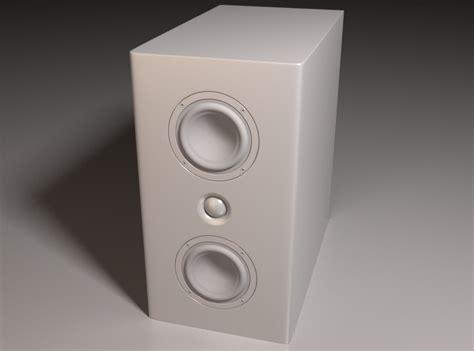 diy speaker render brim studio