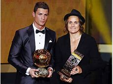 PHOTOS Ronaldo, Pele get emotional at Ballon d'Or awards
