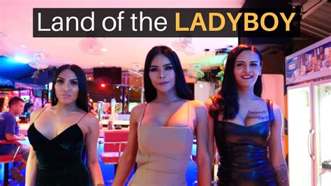 land   ladyboy youtube