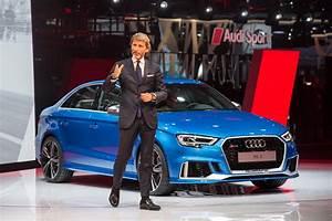 Audi Paris : is the fire breathing 400hp audi rs3 sedan coming to the us ~ Gottalentnigeria.com Avis de Voitures