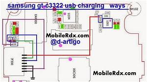 Samsung C3322 Charging Ways And Auto Charging Solution
