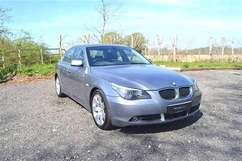 550i Bmw For Sale by 2006 Bmw 550i Se Saloon Rhd For Sale Car And Classic