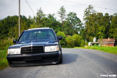 1991 Mercedes Benz W201 custom tuning wallpaper ...