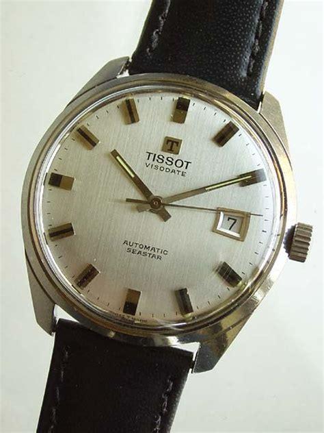 bidfun db archive wrist watches  gents tissot