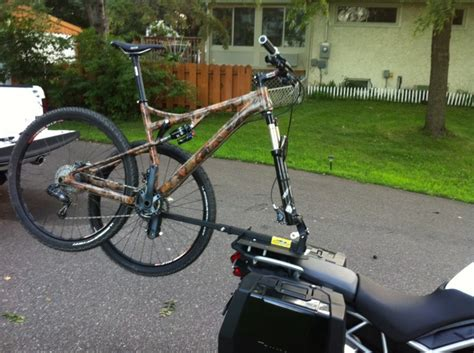 bicycle rack  motorcycles autoevolution