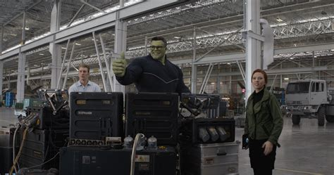 Avengers: Endgame Behind-the-Scenes Images Reveal How ...