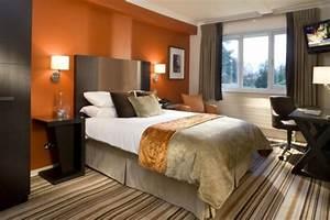 Warme Farben Fürs Schlafzimmer : warme wandfarben genie en sie eine gem tliche atmosph re zu hause ~ Markanthonyermac.com Haus und Dekorationen