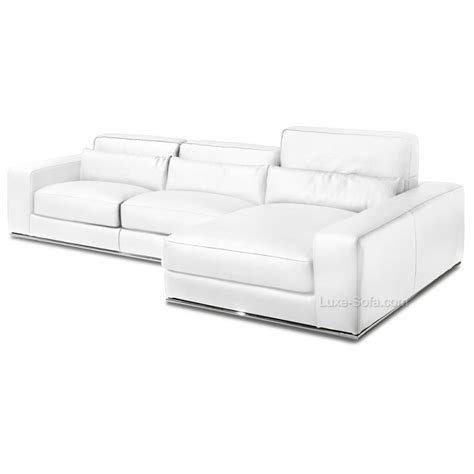 canapé luxe canapé d 39 angle de luxe en cuir de vachette matisse verysofa