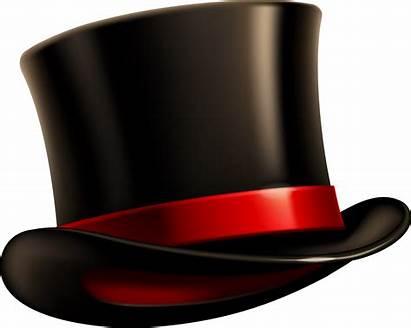 Hat Chapeau Cylinder Transparent Hats Clipart Clip