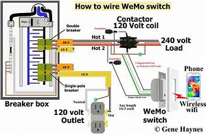 3 Wire 240 Volt Range Wiring Diagram