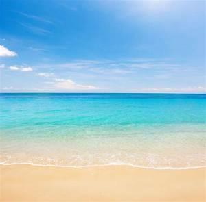 Tableaux Mer Et Plage : tableau sur toile plage et mer tropicale pixers nous vivons pour changer ~ Teatrodelosmanantiales.com Idées de Décoration