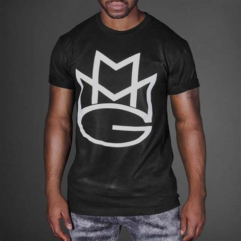 Maybach Music Group Mmg Logo T-shirt