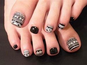 toe nail art | Adorable Toe Nail Designs For This Summer ...